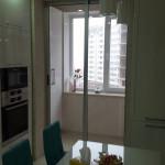 Легкая алюминиевая раздвижная дверь в Севастополе