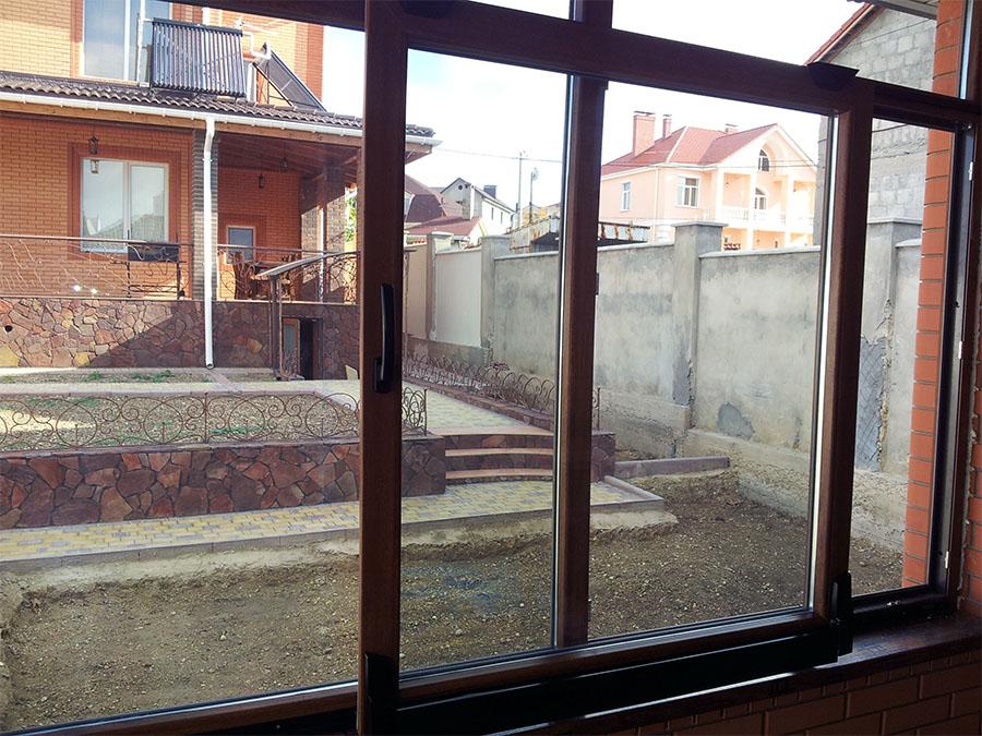 Раздвижные двери в Севастополе