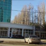 Остекление бизнес-центра в Симферополе